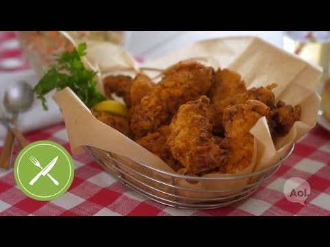 Fried Chicken Tenders | Kitchen Daily
