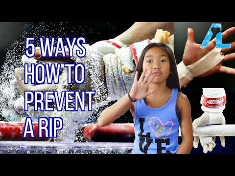 5 Ways How To Prevent Hand Rips & Hand Blisters