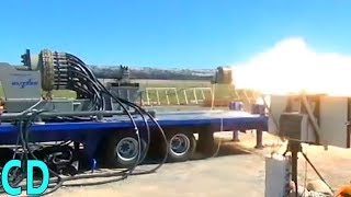 Electromagnetic Railguns  - The U.S Military