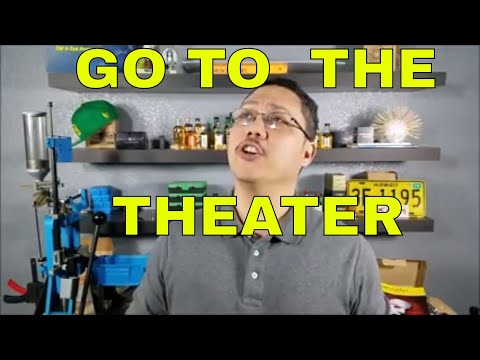 REASONS WHY YOU SHOULD GO TO THE THEATER