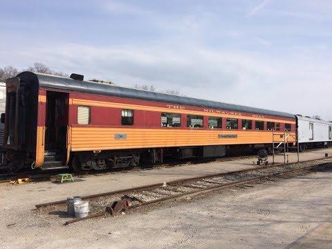 Cincinnati Dinner Train takes people back in time