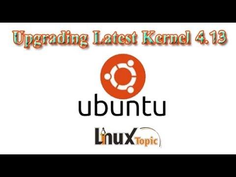 Successfully Upgrade latest kernel on Ubuntu Debian