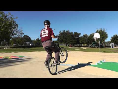 Unicycle Swing Bike