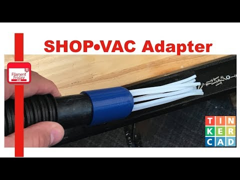 Shop Vac Vacuum Attachment Dust Brush Cleaner