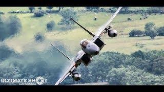 HD - MACH LOOP 7TH JULY 2017 - USAF F15C 493RD FW (REAPERS)