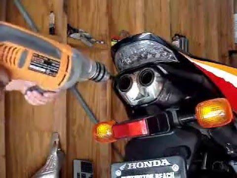Exhaust Modification