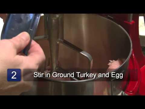 How to Make Ground Turkey Meatballs