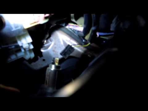 HOW TO INSTALL OR REMOVE RADIO STEREO 1998 HONDA CIVIC