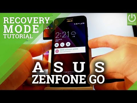 How to Enter Recovery Mode in ASUS Zenfone Go ZC500TG - Exit Recovery