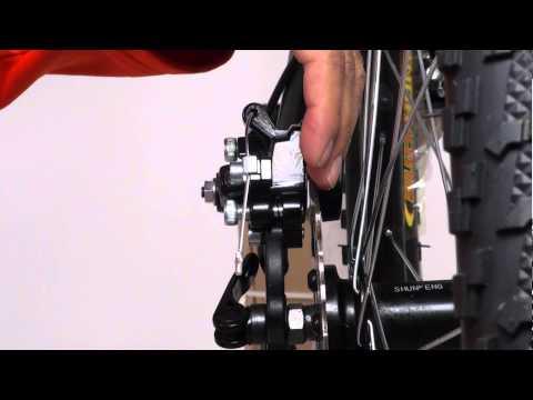 Vilano Bikes Blackjack 29er MTB Disk Brake Adjustment
