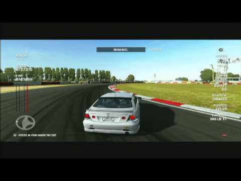 How to Drift on Forza 4
