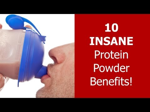 10 INSANE Protein Powder Benefits!
