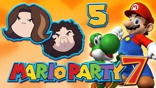 Mario Party 7: Dan Finally Does It - PART 5 - Game Grumps VS