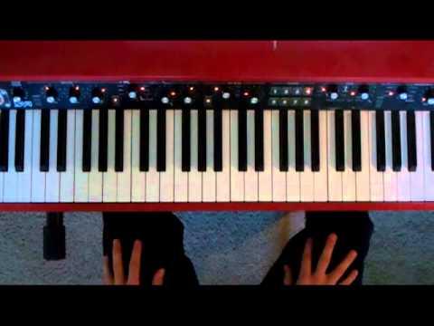 Stevie Wonder | I Wish | Piano Tutorial