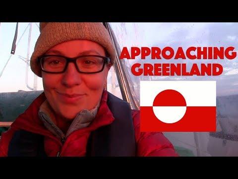 Approaching Greenland - DrakeParagon Sailing Season 4, Episode 25