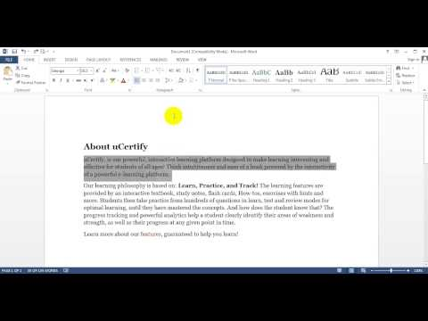 how to change spacing between lines howto2