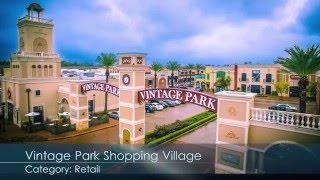 Houston Boma 2016 Toby Award Winner, Retail Category: Vintage Park Shopping Village