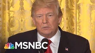 Lawrence: President Trump Breaks Mueller Promise As