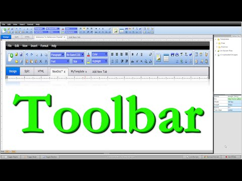 How To Easily Create Free eBay Templates Using The Sellercore Toolbar
