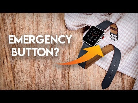 What does the Emergency Button do on Apple Watch - TQ