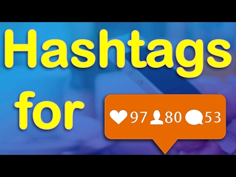 The BEST Hashtags to get 1000 Likes on Instagram
