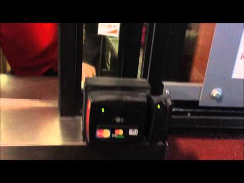 Google Wallet Jack In The Box Drive-Thru