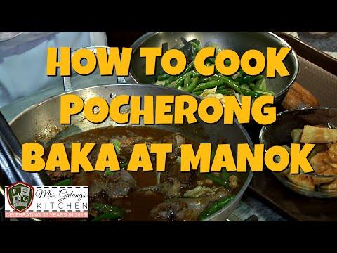 POCHERONG BAKA at MANOK (Mrs. Galang's Kitchen S4 Ep9)