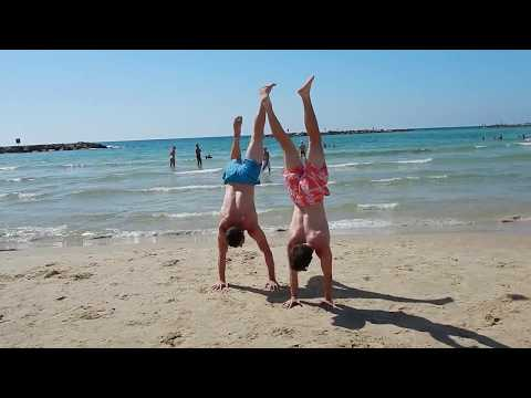 Trip to Tel Aviv and Eilat June 2017