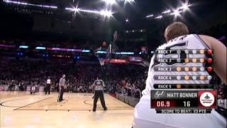 NBA 2013 Foot Locker Three point Shootout - Final Round - HD