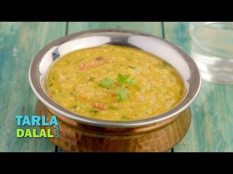 दाल फ्राई (Dal Fry, North Indian Dal Fry) by Tarla Dalal