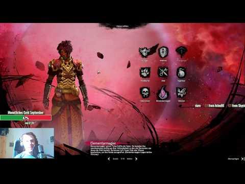 Guild Wars 2 Anfänger-Stream mit Sputti Teil 1 - Neues Projekt und erste Schritte #TeamGuildNoobs