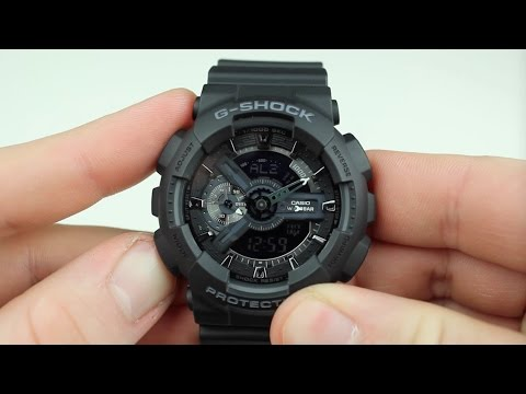 How to set the Alarm on Your G-Shock Watch