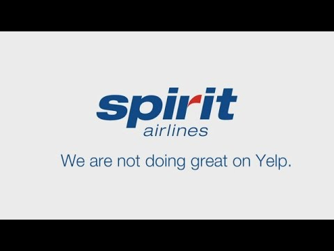 An Apology from Spirit Airlines