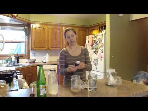 How to Make Water Kefir in 2 Minutes or Less