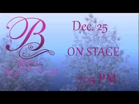 BLINCIA: Winter Wonderland 2011 Hollywood PROMO