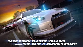 Fast & Furious: Legacy iOS / Android Universal GamePlay Trailer