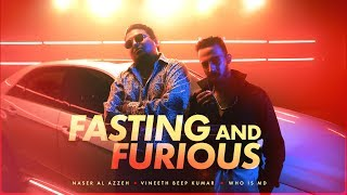Jordindian - Fasting and Furious (Official Music Video) | FNF