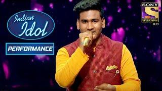 Sunny ने दिया 'Jiya Dhadak Dhadak' पे एक Soulful Performance | Indian Idol Season 11