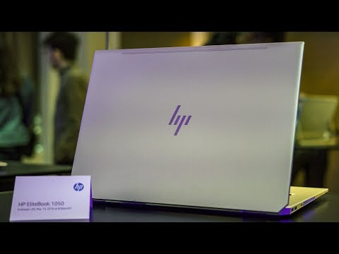 HP EliteBook 1050 G1 // The Dell XPS 15 has a New Competitor!