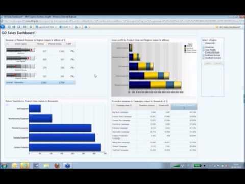 IKNOW Webinar IBM Cognos Business Insight - 02 di 03