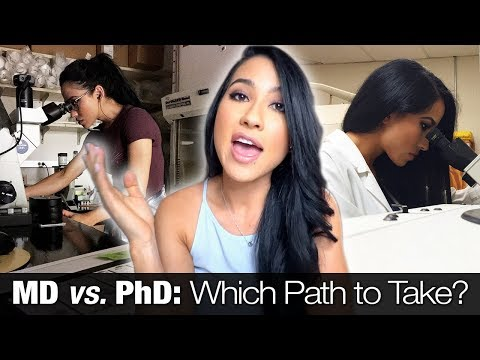 MD vs. PhD | Which Path to Take? (Income, Stats & Personal Experience)