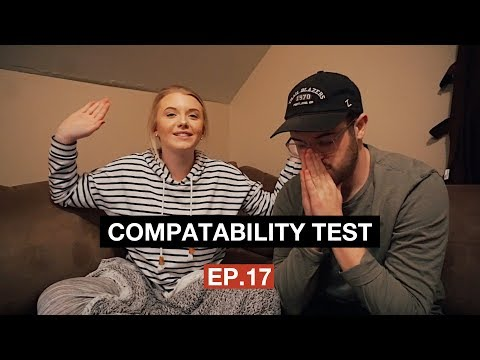 FINDING OUT IF WE'RE COMPATIBLE! // Vlogmas Ep.16