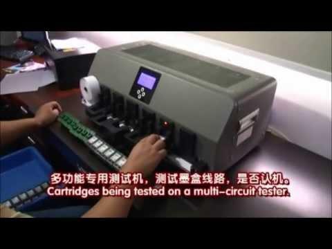 Recycling Print Head Inkjet Cartridge