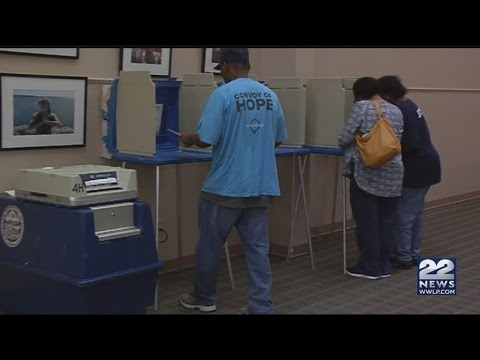 Early voting in Massachusetts starts Monday