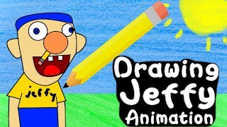 SML Movie: Drawing Jeffy! Animation
