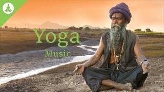 Hatha Yoga Music: Music for yoga poses, bansuri flute music