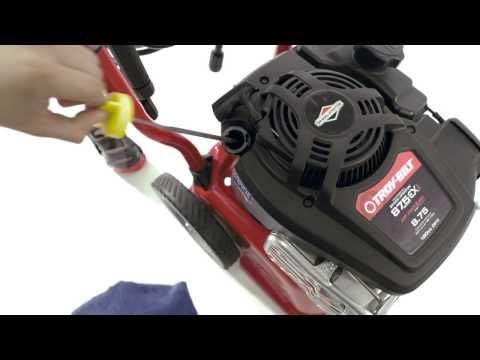 Just Check & Add™ Oil   Troy-Bilt® 2800 Max PSI Pressure Washer