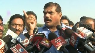 YCP Minister Bosta Sathyanarayana Gave Warning To Media Reporter | YSRCP Party | Political Qube