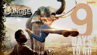 Junglee | 9 Days To Go | Vidyut Jammwal | 29th March