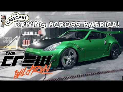 The Crew Wild Run - Online Multiplayer Beta - A Drive Across America!
